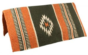Navajo Ancient Design Saddle Blankets by Tahoe