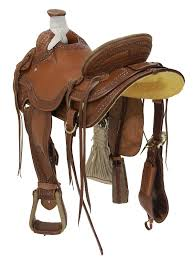 billy cook barrel saddles