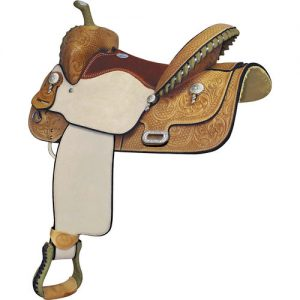 Billy Cook Paycheck Supremem Saddle