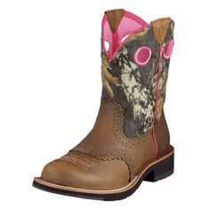 Justin Boots Women's Western Boot
