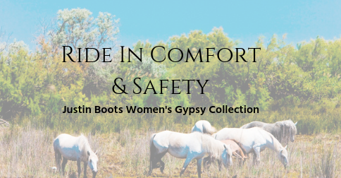 Why Buy From the Justin Boots Women's Gypsy Collection