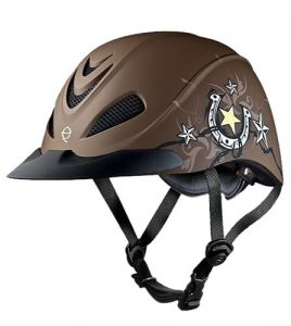troxel spirit riding safety helmet