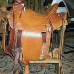 synthetic saddles