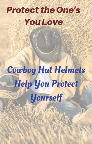 Cowboy Hat Helmets Help You Protect Yourself