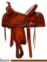 Billy Cook Saddles To Choose From