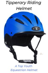 Top Youth Equestrian Helmet